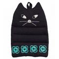 なべつかみ(ブラック) CAT