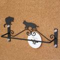 【ネコ雑貨】タオルホルダー